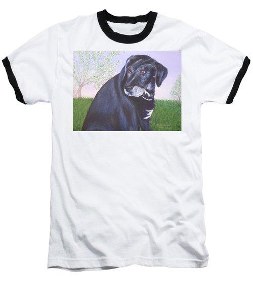 Tiko, Lovable Family Pet. Baseball T-Shirt