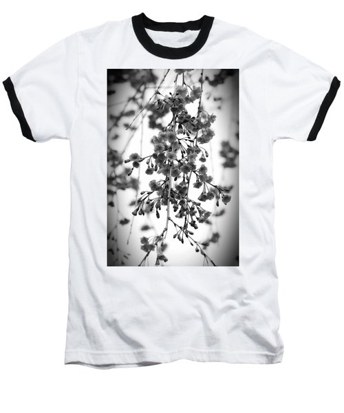 Tiny Buds And Blooms Baseball T-Shirt