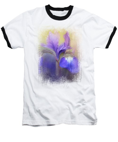 Tiny Iris Baseball T-Shirt