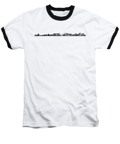 Tinytown Strip Baseball T-Shirt