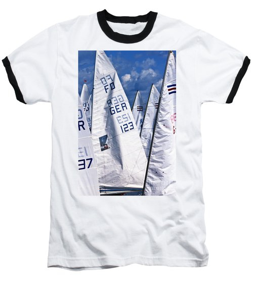 To Sea - To Sea  Baseball T-Shirt