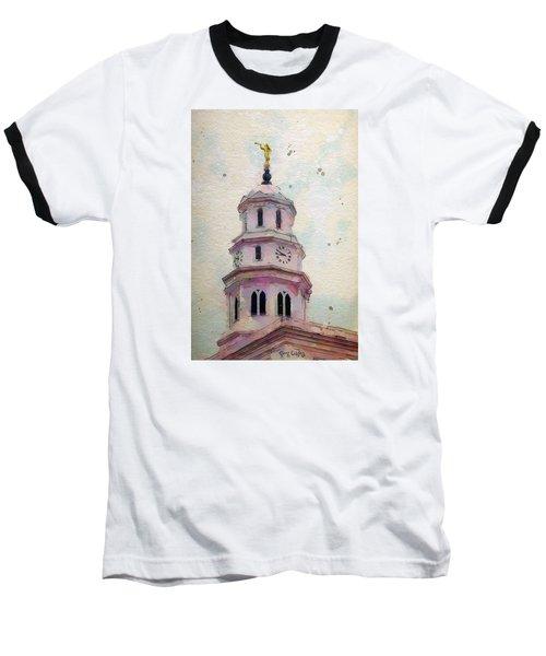 Tollel Maja Baseball T-Shirt by Greg Collins