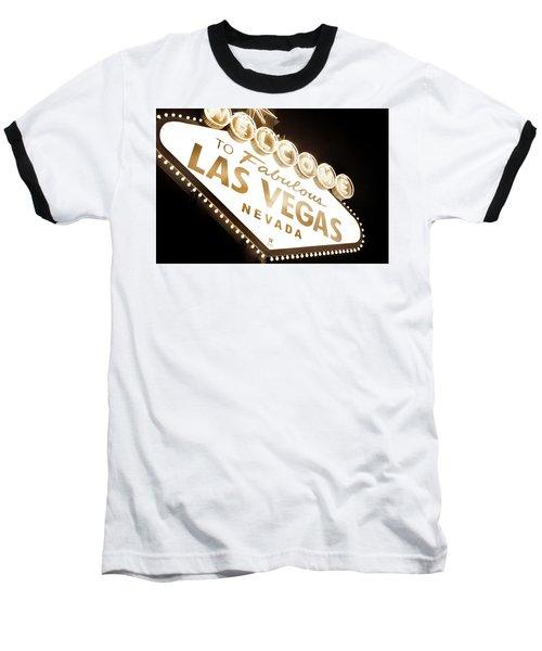 Tonight In Vegas Baseball T-Shirt