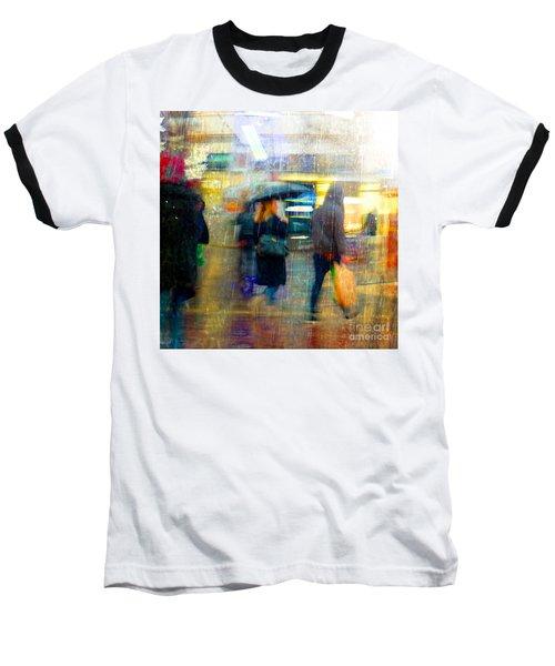 Too Warm To Snow Baseball T-Shirt