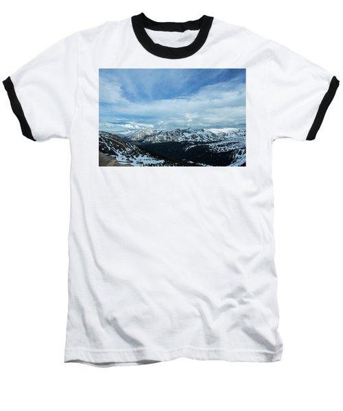 Top Of The Rockies Baseball T-Shirt