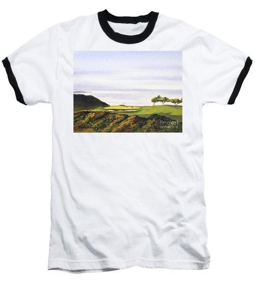 Torrey Pines South Golf Course Baseball T-Shirt