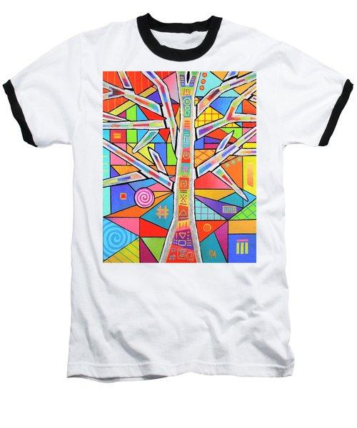 Totem Tree Baseball T-Shirt