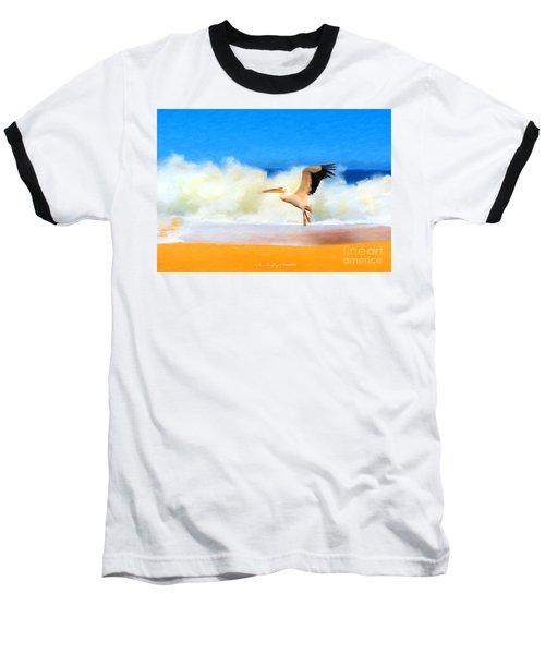 Touch Down Baseball T-Shirt
