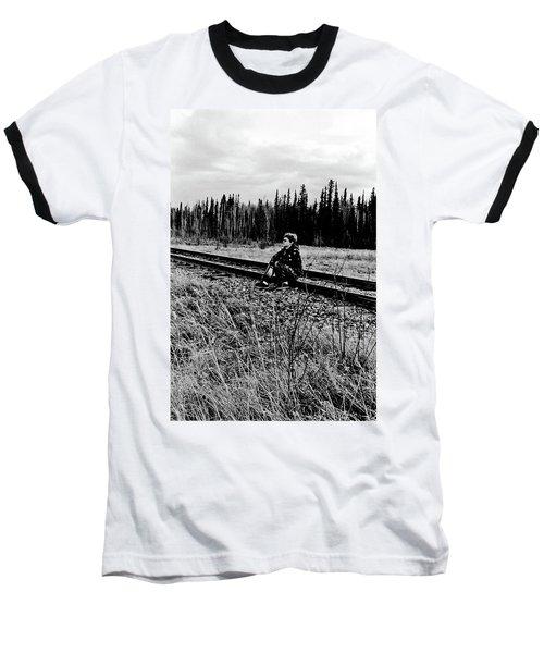 Baseball T-Shirt featuring the photograph Tough Times by Tara Lynn