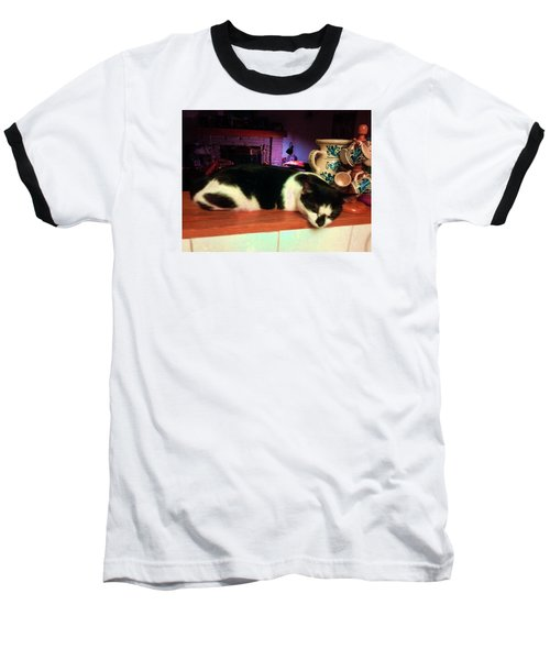 Toulouse Baseball T-Shirt
