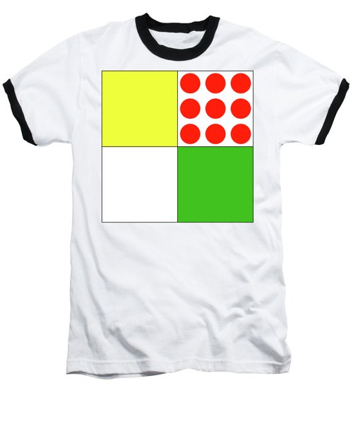 Tour De France Jerseys 1 White Baseball T-Shirt