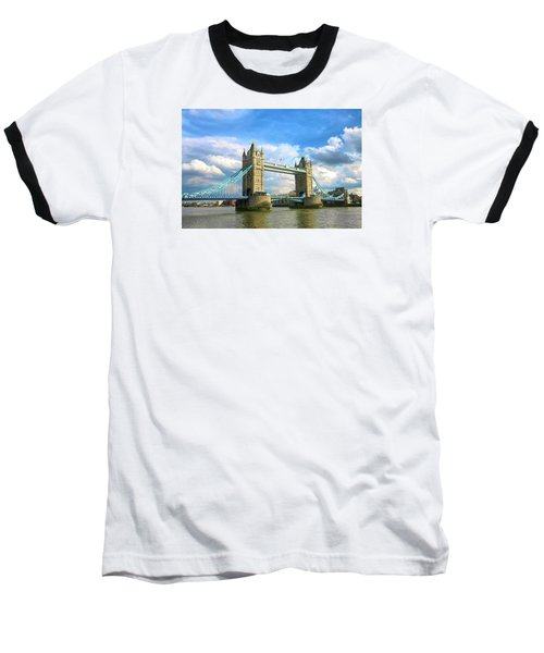 Tower Bridge Baseball T-Shirt