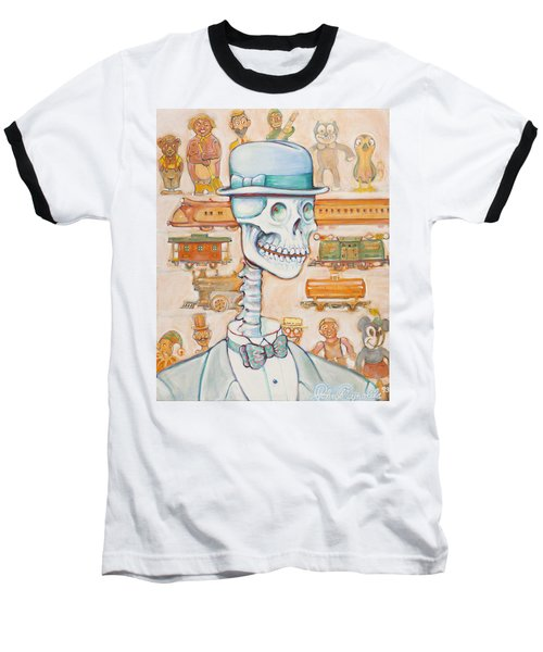 Toy Bones Baseball T-Shirt