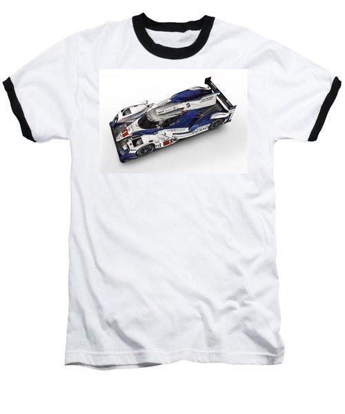 Toyota Ts030 Hybrid Baseball T-Shirt