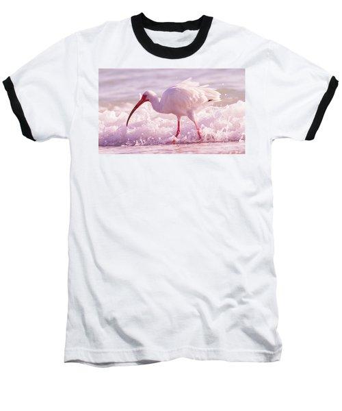 Tranquil Beauty Cortez Beach Baseball T-Shirt