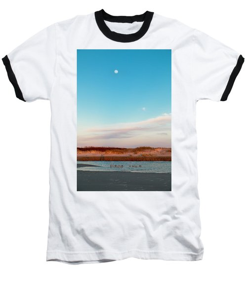Tranquil Heaven Baseball T-Shirt