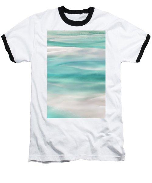 Tranquil Turmoil Baseball T-Shirt