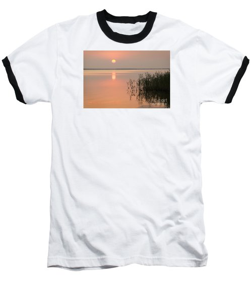 Baseball T-Shirt featuring the photograph Tranquility by Inge Riis McDonald