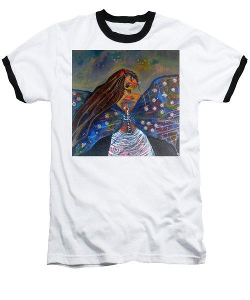 Transform Baseball T-Shirt by Prerna Poojara