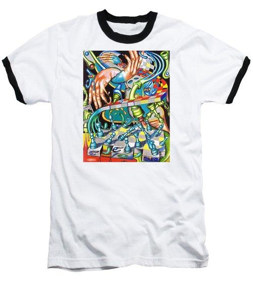 Transmutation Of Time, Reflex, And Observation Baseball T-Shirt