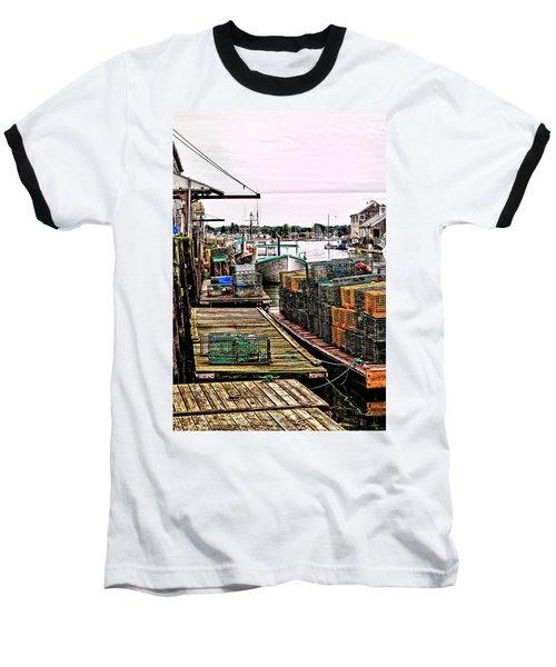 Traps Portland Maine Baseball T-Shirt