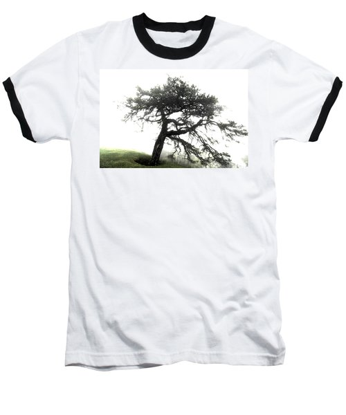 Baseball T-Shirt featuring the photograph Tree by Alex Grichenko
