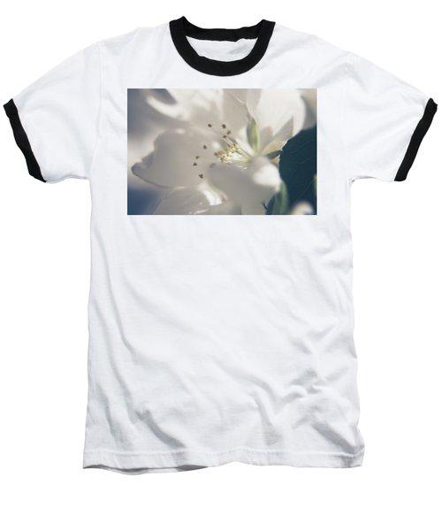 Tree Blossoms Baseball T-Shirt