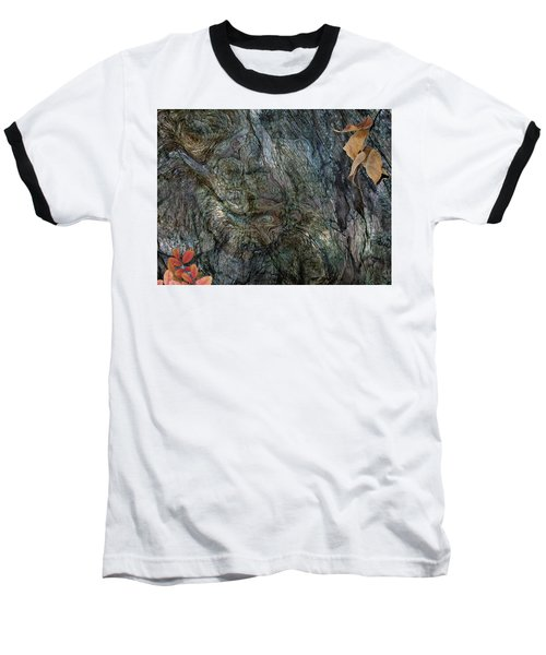Baseball T-Shirt featuring the photograph Tree Memories # 33 by Ed Hall