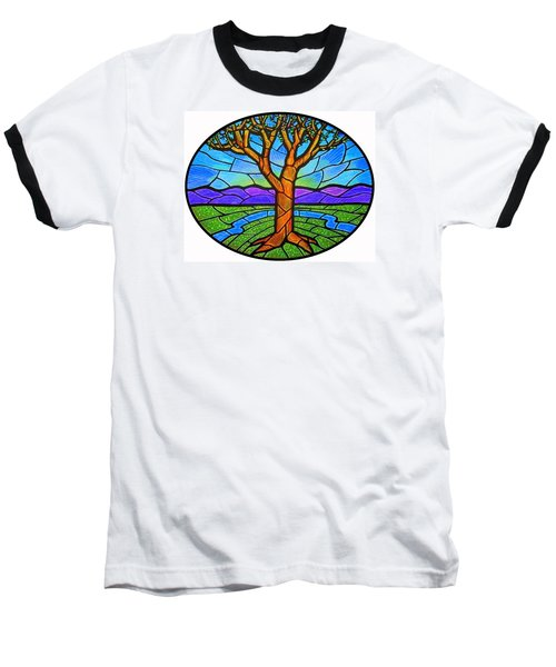 Tree Of Grace - Spring Baseball T-Shirt