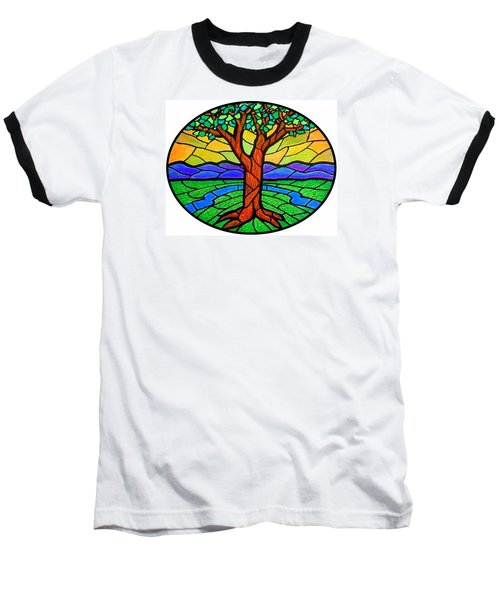 Tree Of Grace - Summer Baseball T-Shirt