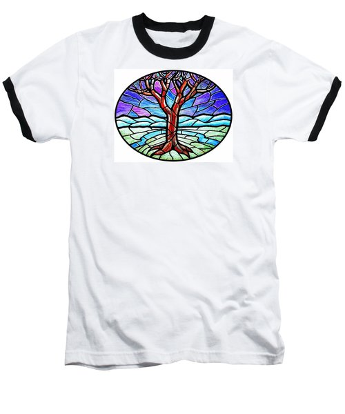 Tree Of Grace - Winter Baseball T-Shirt