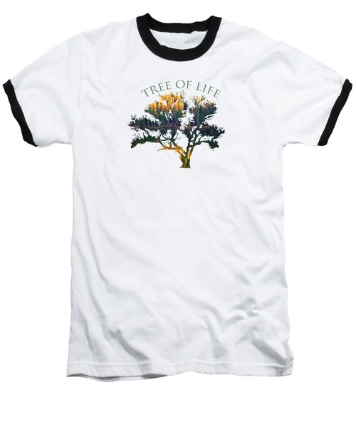 Tree Of Life 2 Baseball T-Shirt