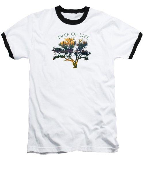 Tree Of Life 2 Baseball T-Shirt