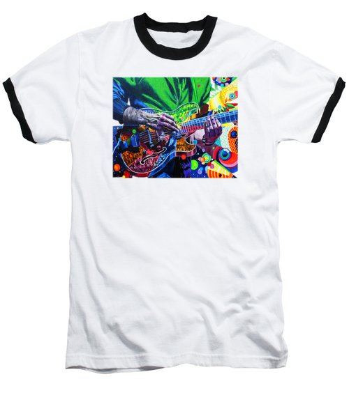 Trey Anastasio 4 Baseball T-Shirt