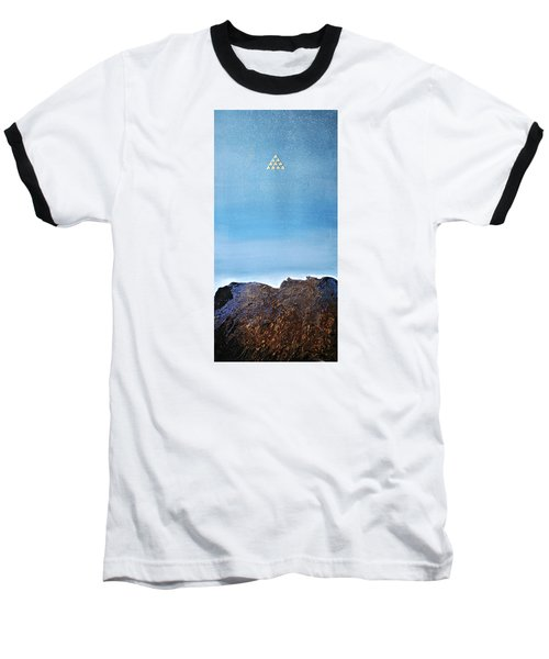 Triangles Baseball T-Shirt