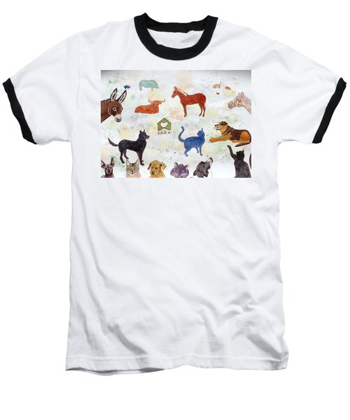 Tribute To Tracy Baseball T-Shirt