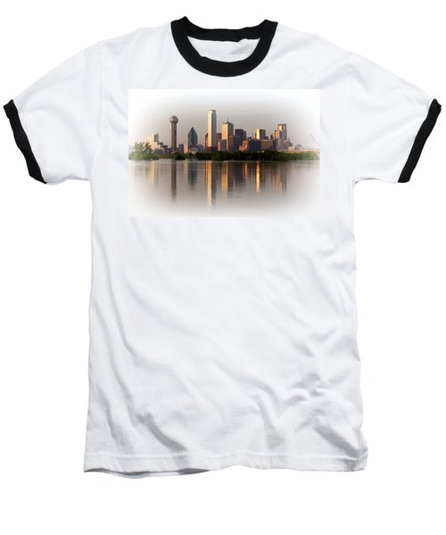 Trinity River Dallas 4 Baseball T-Shirt