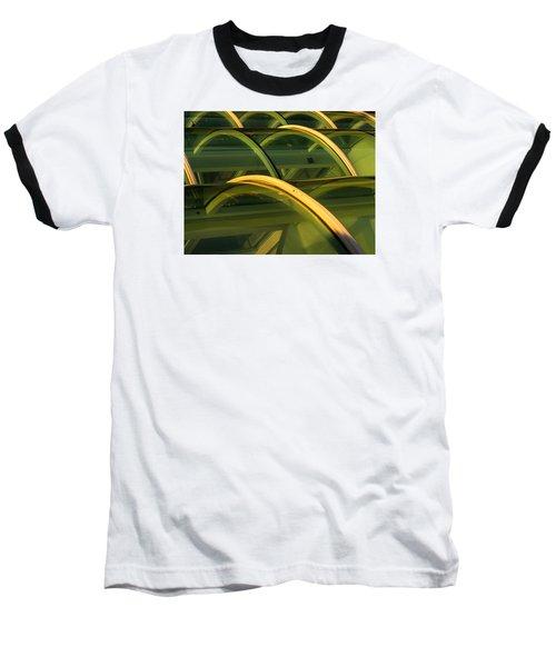 Triple Skylight Baseball T-Shirt