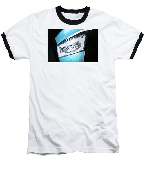 Triumph Badge Baseball T-Shirt