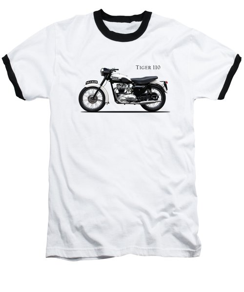 Triumph Tiger 1959 Baseball T-Shirt