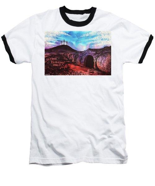 Triumphant Life Baseball T-Shirt