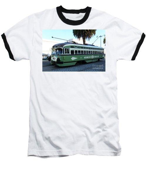 Trolley Number 1078 Baseball T-Shirt