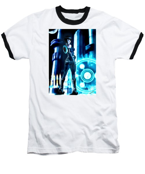 Tron Quorra Baseball T-Shirt