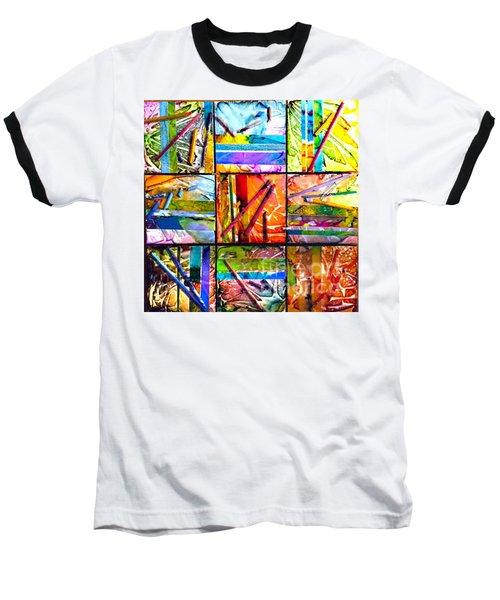 Tropical Stix Baseball T-Shirt