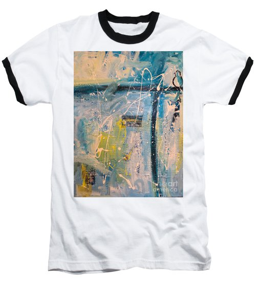 Tropicana Bird 01 Baseball T-Shirt by Gallery Messina
