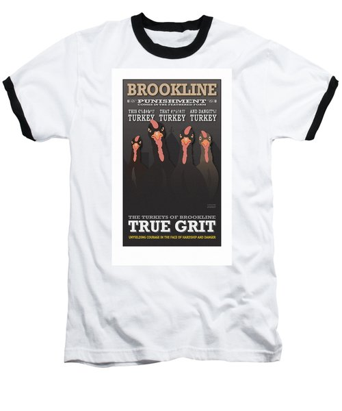 True Grit Baseball T-Shirt