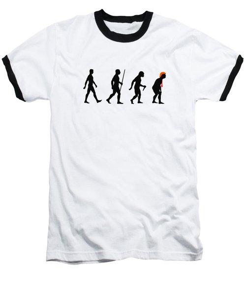 Trumplution Baseball T-Shirt
