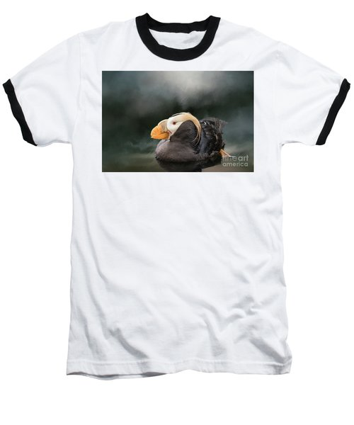 Tufted Puffin Baseball T-Shirt