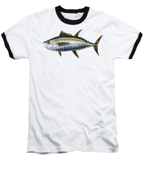 Tuna Baseball T-Shirt