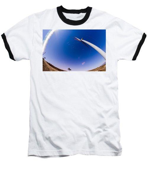 Turning Night Into Day Baseball T-Shirt